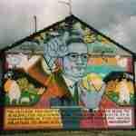 Murales Nazionalista