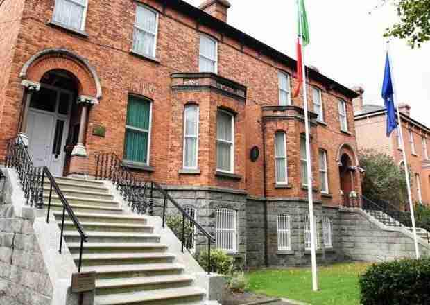 ambasciata italiana dublino