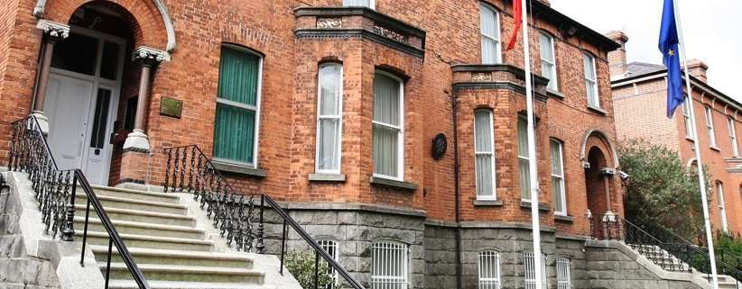 Ambasciata italiana a Dublino