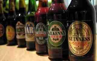Tutti i tipi di birra made in Ireland
