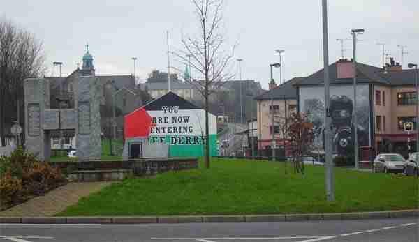Derry (foto IrlandaOnline.com)