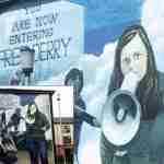 Murales Bernadette Devlin