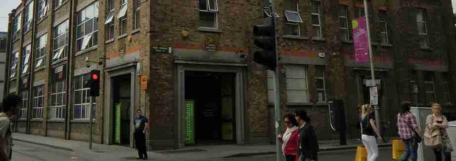 National Leprechaun Museum a Dublino