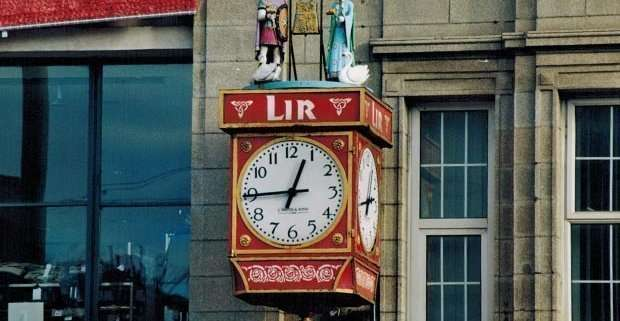 Fuso orario in Irlanda