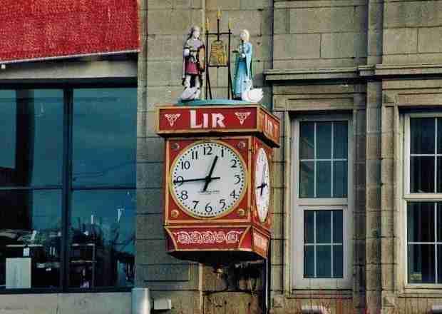Fuso orario in Irlanda e orari dei negozi