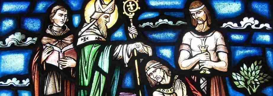 La Benedizione del viaggiatore irlandese