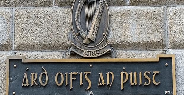 Poste in Irlanda