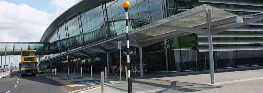 Aeroporto di Dublino (Dublin Airport) (Foto di Ardfern, Wikipedia)