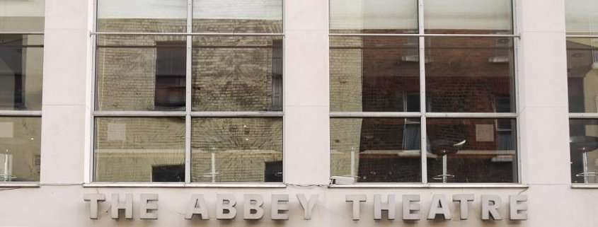 Abbey Theatre a Dublino