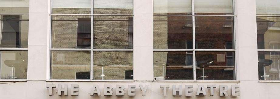 Abbey Theatre a Dublino