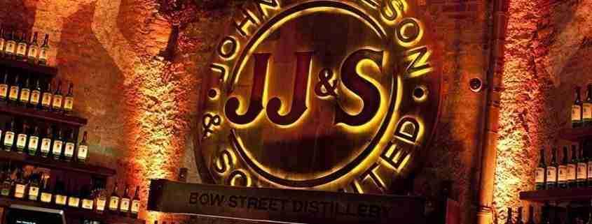 Old Jameson Distillery, la fabbrica del whisky