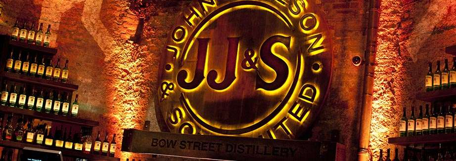 Old Jameson Distillery, la fabbrica del whisky