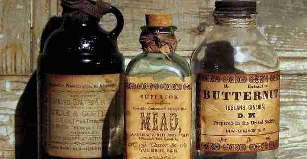 Mead, idromele