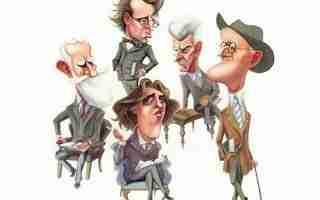 Scrittori, la letteratura irlandese