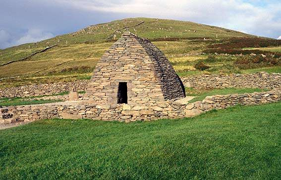 St. Brendan's Oratory and Cells (Kerry) (Foto Jorge Tutor)