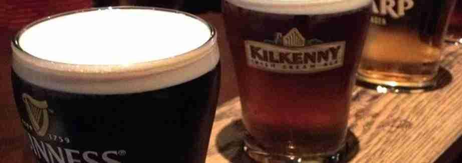 La birra irlandese