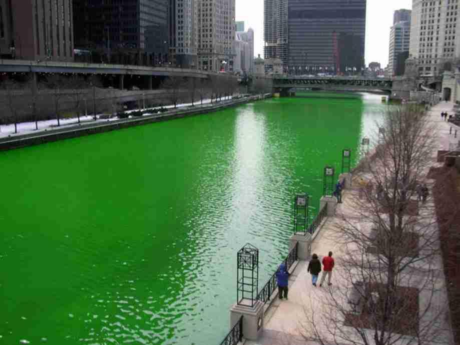 Chicago River, Chicago, U.S.A.
