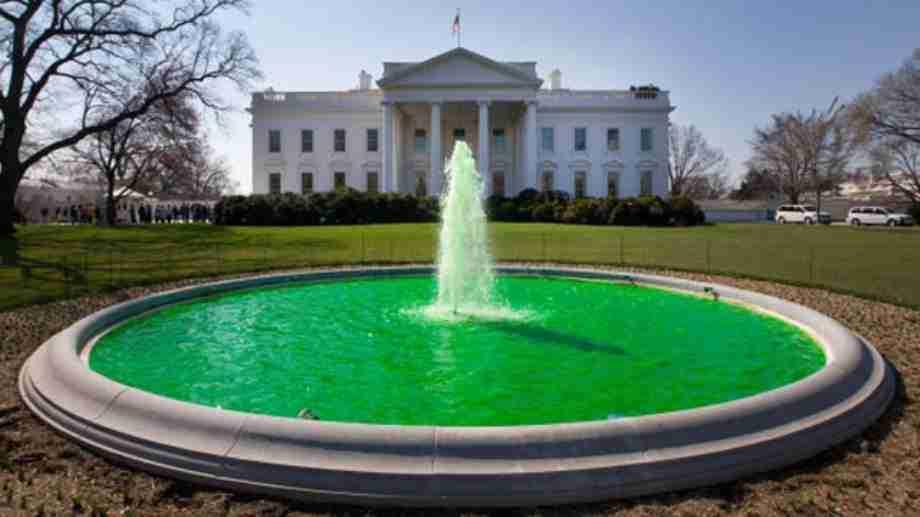 White House Fountain, Washington D.C.