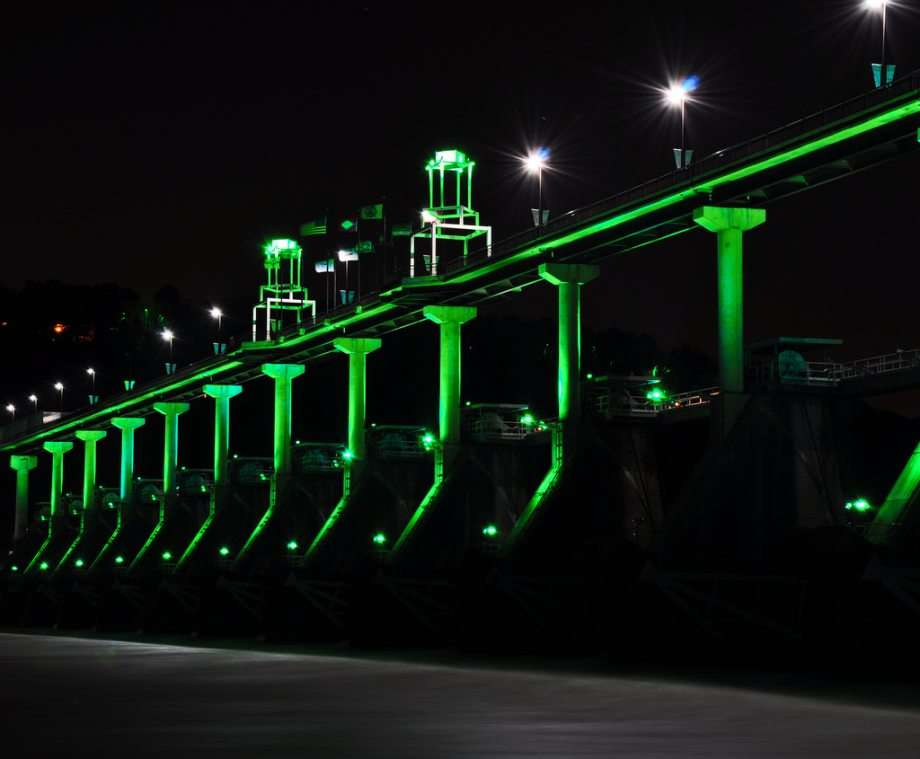 Big Dam Bridge, Arkansas, U.S.A.