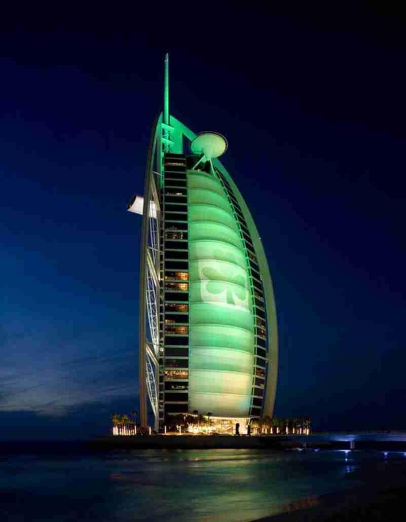 Burj Al Arab, Dubai, U.A.E.