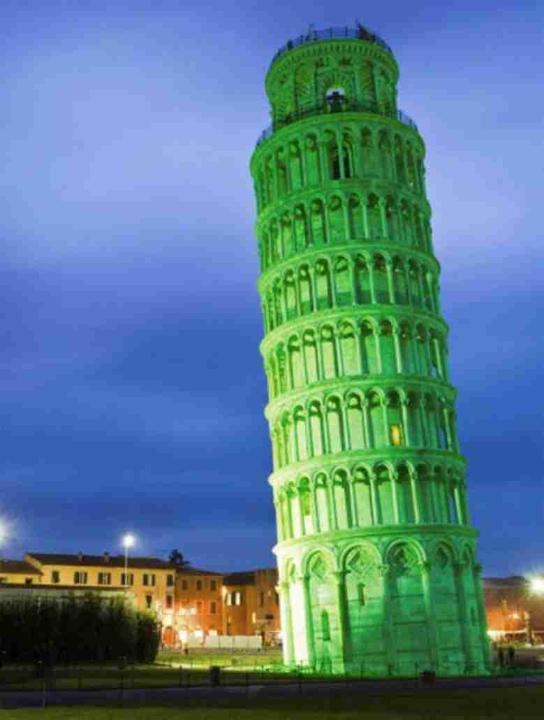 Torre di Pisa, Italia