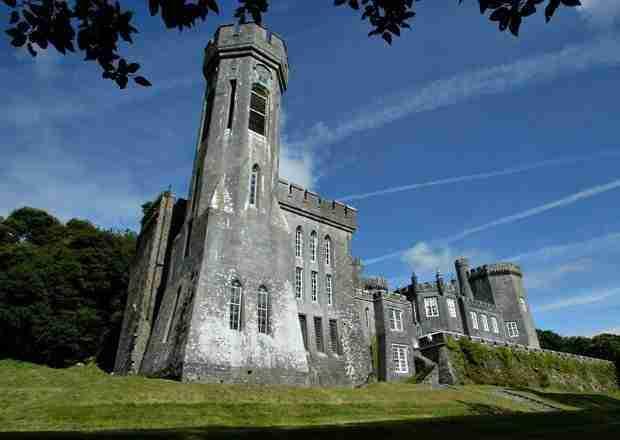 Dormire in un castello in Irlanda