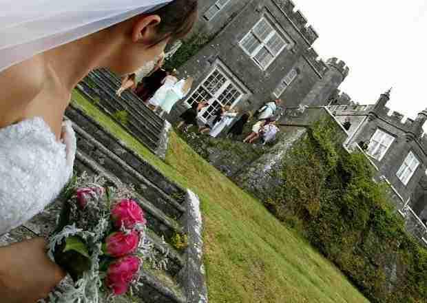 Lough Cutra Castle