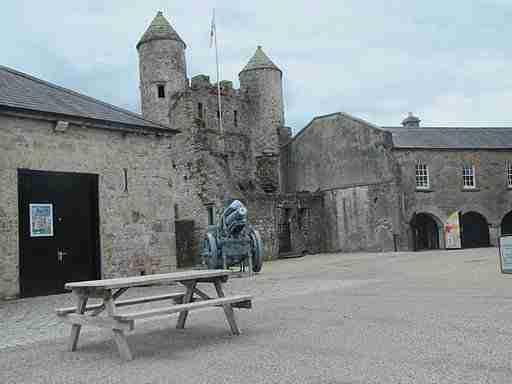 Il castello di Enniskillen