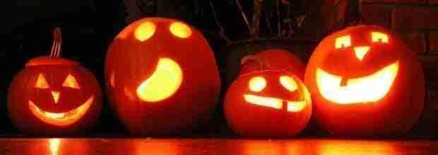Intagliare la Zucca di Halloween