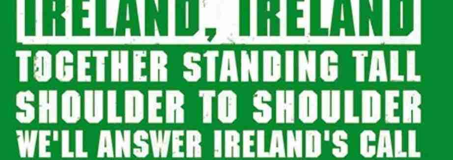 Ireland's Call, l'inno nazionale di rugby irlandese