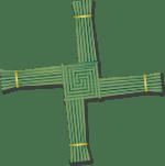 Santa Brigida d'Irlanda, Croce Santa Brigida
