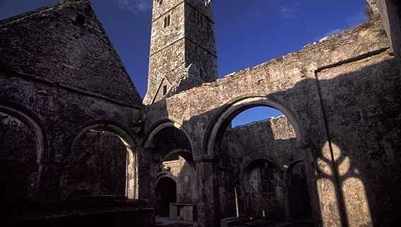 Ross Abbey
