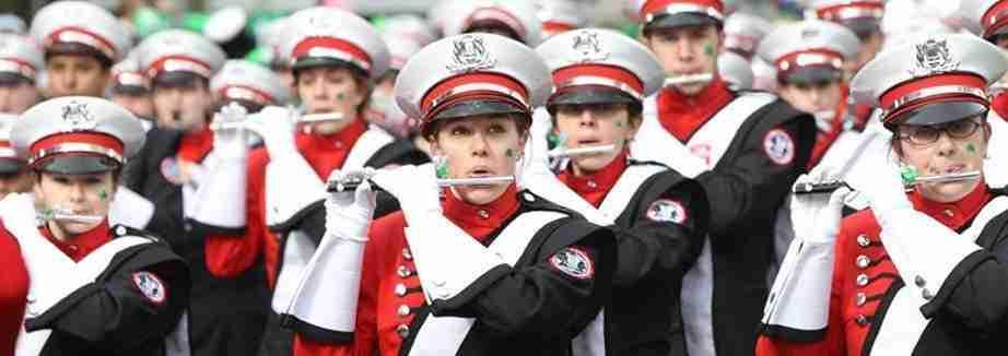 Le foto della parata di San Patrizio a Dublino