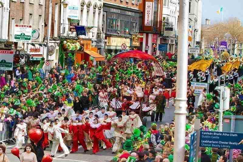 Festività in Irlanda