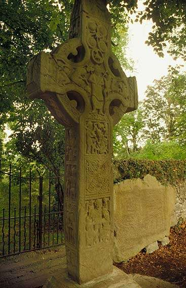 High Cross, Clonmacnoise