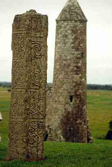 High Cross, Clonmacnoise