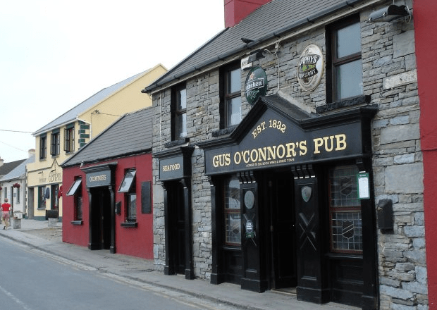 Gus O'Connors