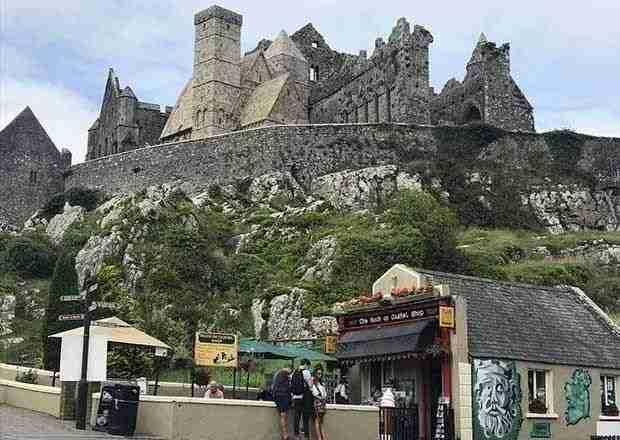 Rock of Cashel, Rocca di Cashel