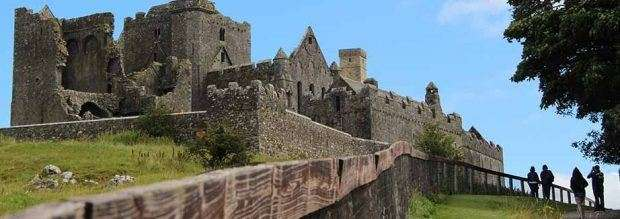 Rocca di Cashel, I luoghi di San Patrizio