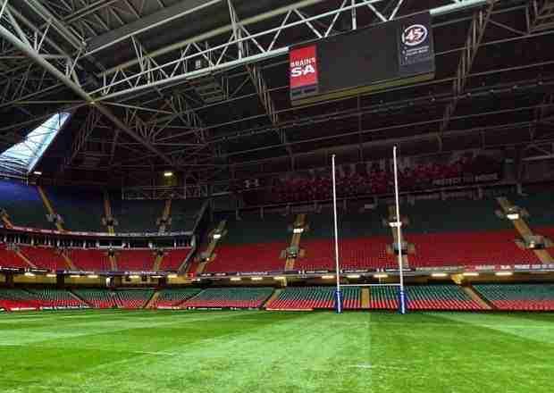 Millennium Stadium di Cardiff