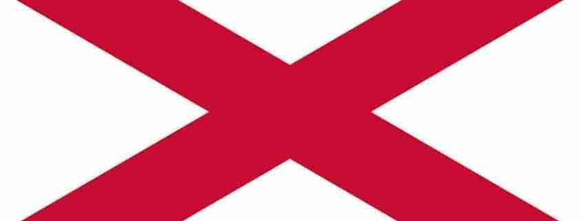 La bandiera di San Patrizio