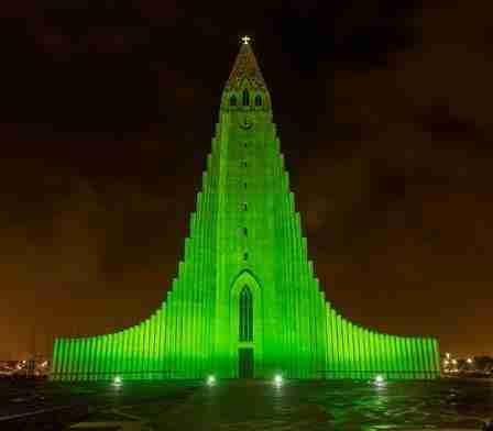 Hallgrímskirkja Church, Reykjavík
