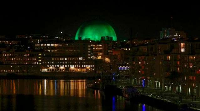 Stockholm skyline, Stoccolma