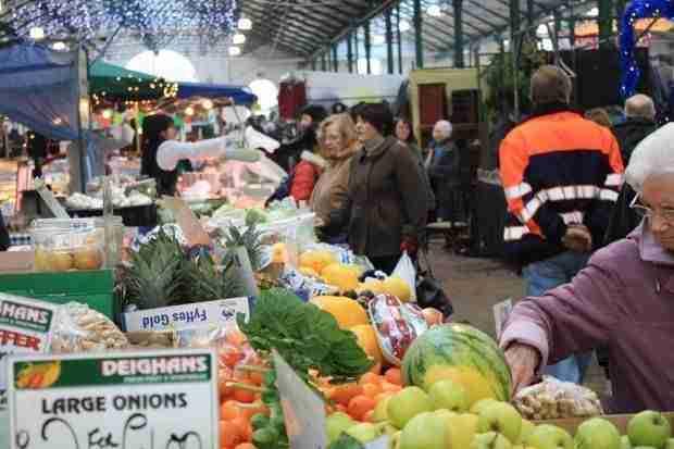 St. George's Market, il mercato di Belfast