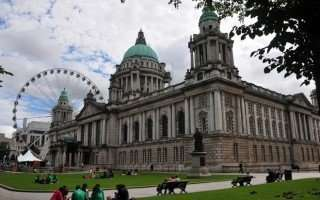 Cosa vedere a Belfast, City Hall
