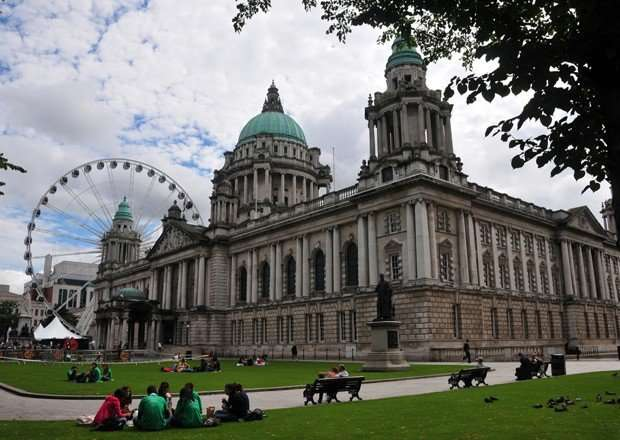 City Hall a Belfast