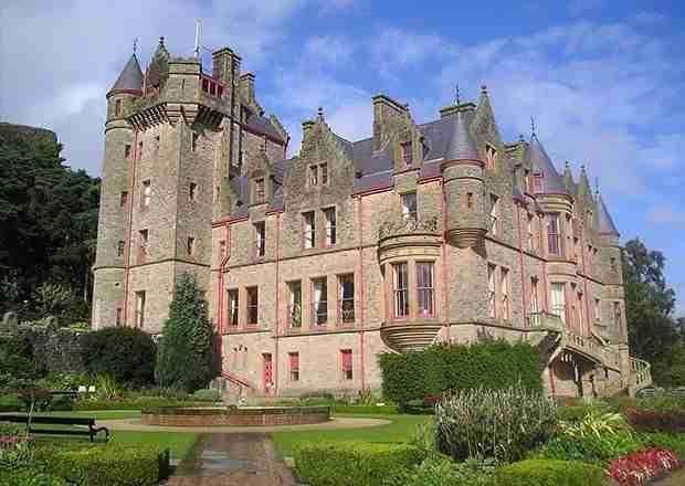 Belfast Castle, Il Castello di Belfast