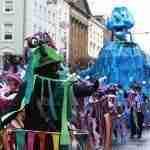 Dublin parade, la parata a Dublino