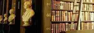 La Old library, la biblioteca del Trinity College