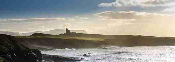Itinerario costa nord ovest